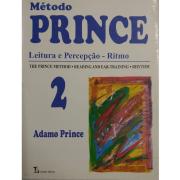 MÉTODO PRINCE - Leitura e Percepção - Ritmo - Vol. 2 - Adamo Prince - MPRI2