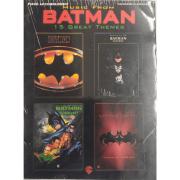 Music From Batman 15 Great Themes Piano Accompaniment - Intermediate to Advanced 0081B
