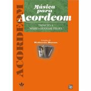 Música para Acordeom - Tributo a Mário Gennari Filho - Arranjos de Roberto Bueno - 341A