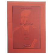 Muzio Clementi 6 Sonatinas Op.36 Urtext Fingering Maria Vacca Carisch MK14061U
