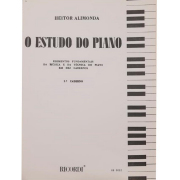 O Estudo do Piano - Elementos Fundamentais da Música e da Técnica do Piano em Dez Cadernos Vol. 2 - RB0092