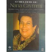 O Melhor de Nana Caymmi Melodias e letras cifradas para guitarra, violão e teclados 295A