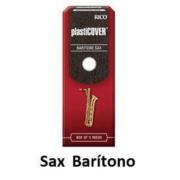 Palheta Plasticover Rico Sax Barítono