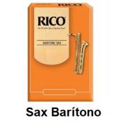 Palheta Rico para Sax Barítono