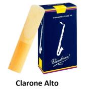 Palheta Vandoren Tradicional Clarone Alto Eb