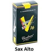 Palheta Vandoren V16 para Sax Alto