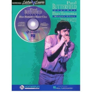 Paul Butterfield Teaches Blues Harmonica Master Class: Sessions with a Legendary Player - HL699089