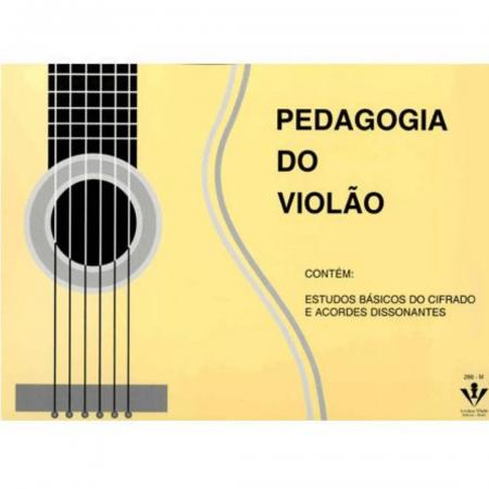 Pedagogia Do Violão - Formato Grande - 266m