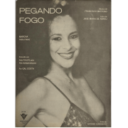 Pegando Fogo Marcha para Piano - Música de Francisco Mattoso / Letra de José Maria de Abreu 798