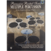 Percussion Recital Series Multiple Percussion by Steve Houghton and George Nishigomi - Com CD