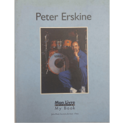 Peter Erskine: Mon Livre collection My Book - Jean-Marie Salhani, Editeur - Paris 75015A