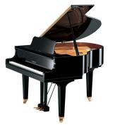 Piano de Cauda Yamaha DGB1K PE - Preto Polido