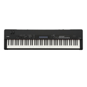 Piano Digital Yamaha CP40 Stage Preto com 88 Teclas Sensitivas DISPLAY LCD e 297 Timbres