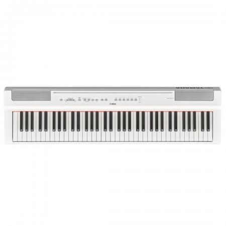 Piano Digital Yamaha P121 WH Branco - 73 Teclas
