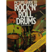 Picture Guide to Rock 'n' Roll Drums Joel Rothman - 6907