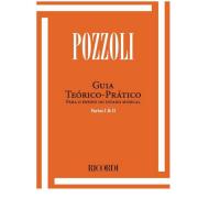 POZZOLI - Guia Teórico e Prático Partes 1 e 2 Para o Ensino do Ditado Musical - DIVISÃO RÍTMICA - RB0008