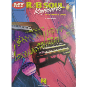 R & B Soul Keyboards: The Complete Guide (Musicians Institute Press) - HL00695327