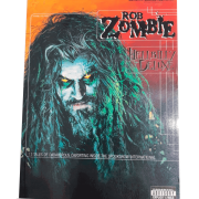 Rob Zombie Hellbilly Deluxe Guitar - 0317B