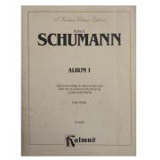 Robert Schumann Album I for Piano K03930 Kalmus