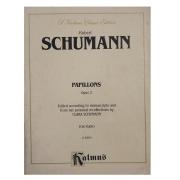 Robert Schumann Papillons Opus 2 for Piano K 03910 Kalmus