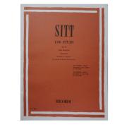 Sitt 100 Studi per violino Op.32 - I Fascicolo ER2806