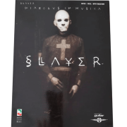 Slayer Diabolus in Musica - Guitar / Vocal - 02501358