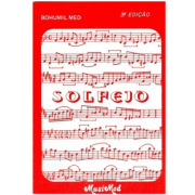 Solfejo - Bohumil Med 3ª. Edição - MusiMed CDD:780