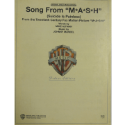"""Song From """"M*A*S*H"""" ( Suicide Is Painless ) From the Twentieth Century Fox Motion Picture - VS1941"""