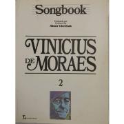 Songbook VINICIUS DE MORAES 2 Produzido por Almir Chediak