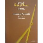 SOPRO NOVO BANDAS YAMAHA - Caderno de Percussão - Edinei Lima & Daniel Gohn - RB0991