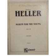Stephen Heller Album for The Young Opus 138 for Piano K03519 Kalmus