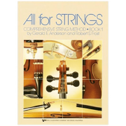 String Bass All For Strings Book 1 - String Bass - 78SB