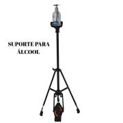 Suporte Dispenser Para Álcool Gel Com Acionamento No Pé Rmv