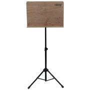 Suporte / Estante de Partitura maestro em madeira Saty 5032