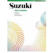 Suzuki cello school volume 3 - cello part - 0483s
