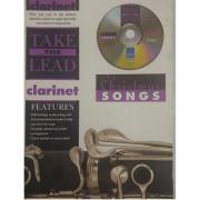 Take the Lead - Christmas Songs Clarinet - Pegue a liderança - Canções de Natal - Clarinete - Com CD 7023A