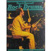 Teach Yourself Rock Drums ( Ensine-se tambores de rock ) - AM251800