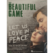 The Beautiful Game - Let Us Love In Peace - Vocal Selections HL00313194