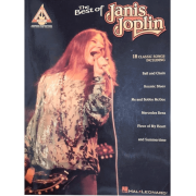 The Best of Janis Joplin - Guitar Recorded Versions HL00699131