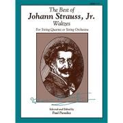 THE BEST OF JOHANN STRAUSS, JR. WALTZES - Para Quarteto de Cordas ou Orquestra de Cordas