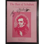 The Best of Schubert Para quarteto de cordas ou corda Orquestra - Paul Paradise