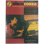 The Chick Corea Play-Along Collection (Bass CLEF Instruments) com CD - HL00120131
