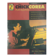 The Chick Corea Play-Along Collection (Bb Instruments) com CD - HL00120129