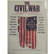 The Civil War The Nashville Sessions Piano / Vocal / Chords 0306B