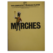 The complete Organ Player Marches ( As marchas completas do jogador de órgão ) AM65822