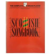 THE COMPLETE ORGAN PLAYER SCOTTISH SONGBOOK ( O álbum compl. do jogador canções escocês do órgão ) AM37870