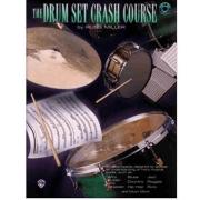 The Drum Set Crash Course by Russ Miller ( Com CD ) PERC9611CD