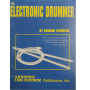 The Electronic Drummer by Norman Weinberg HL6631500