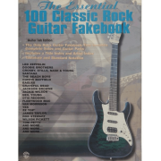 The Essential 100 Classic Rock Guitar Fakebook: Guitar TAB Edition - 0002C