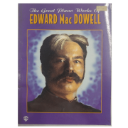 The Great Piano Works Of Edward Mac Dowell 0038B
